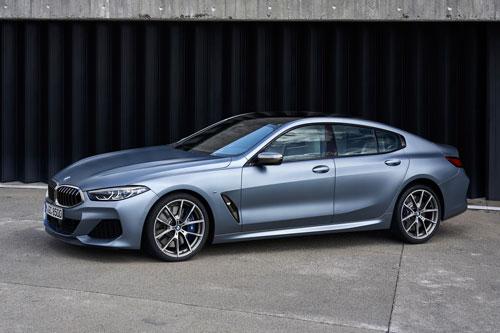 =6. BMW 8 Series (8,1/10 điểm).