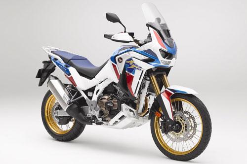 6. Honda CRF1100L Africa Twin DCT 2020 (giá: 15.990 euro).