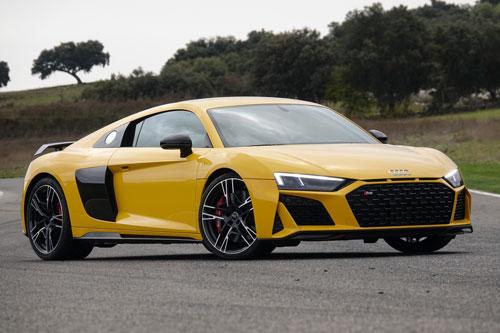 =6. Audi R8 (8,1/10 điểm).