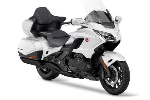 9. Honda Gold Wing 2020 (giá: 26.850 euro).