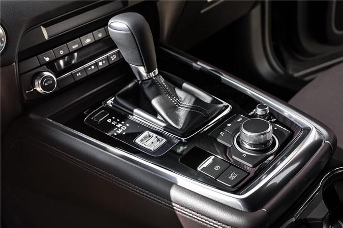 gia xe Mazda CX-8
