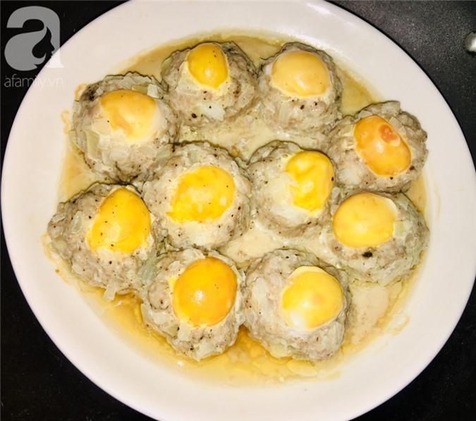 Mẹ chồng tôi có cách làm xíu mại trứng muối ngon số 1, cả nhà ai cũng ghiền - Ảnh 5.