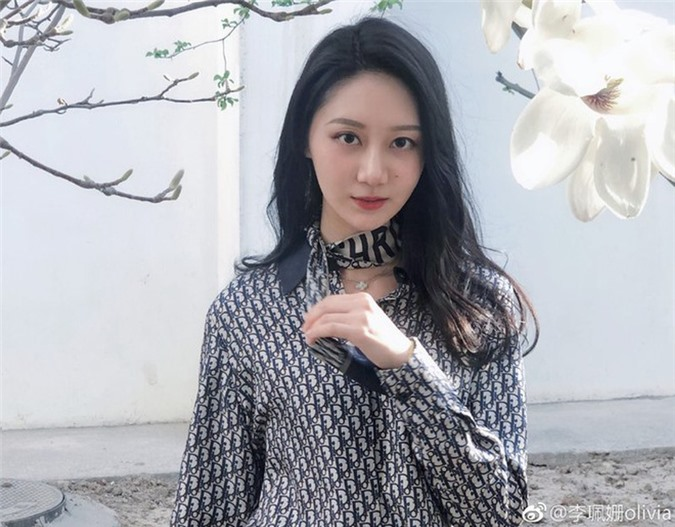 Tan Hoa hau Trung Quoc mo nhat sau dang quang-Hinh-2