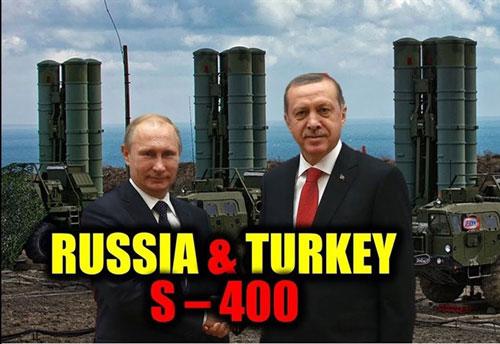 Hôm 16/11, phát ngôn viên Tổng thống Thổ Nhĩ Kỳ, ông Ibrahim Kalin cho biết, Washington và Ankara đã thành lập Tổ liên hợp công tác nghiên cứu ảnh hưởng của hệ thống S-400 đối với máy bay chiến đấu F-35, nhằm giải quyết những tranh cãi giữa hai nước thời gian qua về hệ thống này.