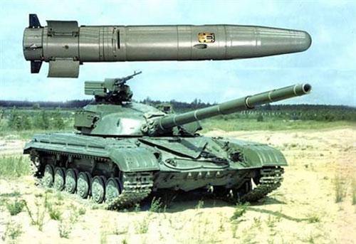 Tên lửa chống tăng Kobra - nguyên mẫu thiết kế đối với loại ATGM thế hệ mới của Nga