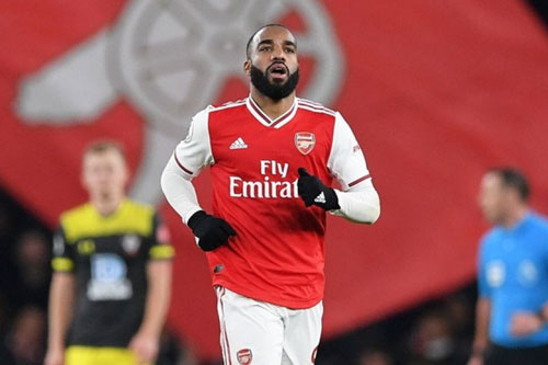 Tiền đạo: Alexandre Lacazette (Arsenal).