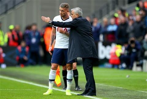 Mourinho đang có khởi đầu tốt ở Tottenham