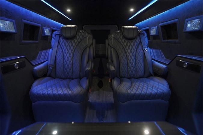 Sieu SUV chong dan - Inkas Sentry Civilian 2020 cho gioi sieu giau-Hinh-5