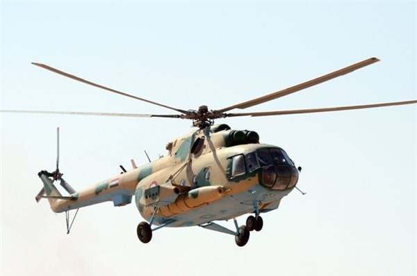 Truc thang Mi-8 cua Syria roi o Hama khien 3 quan nhan thiet mang-Hinh-10