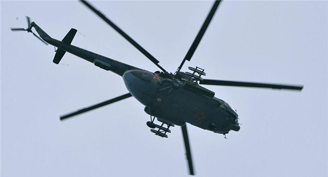 Truc thang Mi-8 cua Syria roi o Hama khien 3 quan nhan thiet mang-Hinh-11