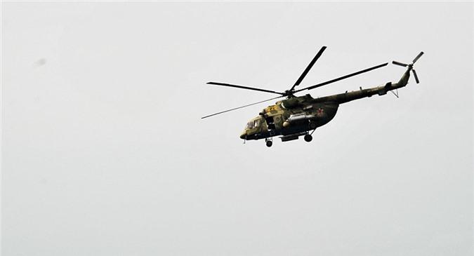Truc thang Mi-8 cua Syria roi o Hama khien 3 quan nhan thiet mang-Hinh-12