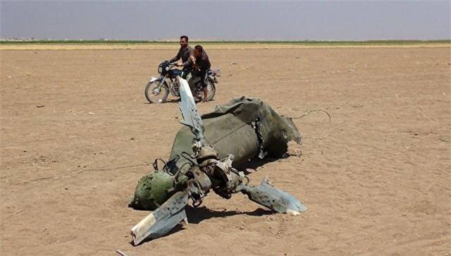 Truc thang Mi-8 cua Syria roi o Hama khien 3 quan nhan thiet mang-Hinh-3