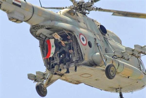 Truc thang Mi-8 cua Syria roi o Hama khien 3 quan nhan thiet mang-Hinh-5