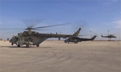 Truc thang Mi-8 cua Syria roi o Hama khien 3 quan nhan thiet mang-Hinh-7