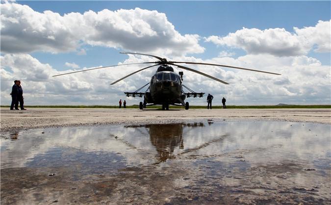 Truc thang Mi-8 cua Syria roi o Hama khien 3 quan nhan thiet mang-Hinh-8