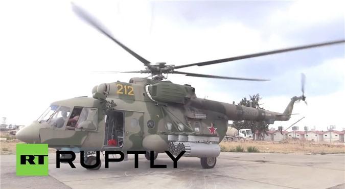 Truc thang Mi-8 cua Syria roi o Hama khien 3 quan nhan thiet mang-Hinh-9