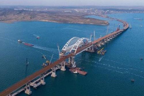 Bán đảo Crimea tích cực tái thiết Syria