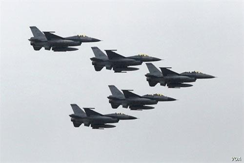 NATO đã phải huy động tiêm kích để đánh chặn một máy bay ném bom đồ cổ vô hại