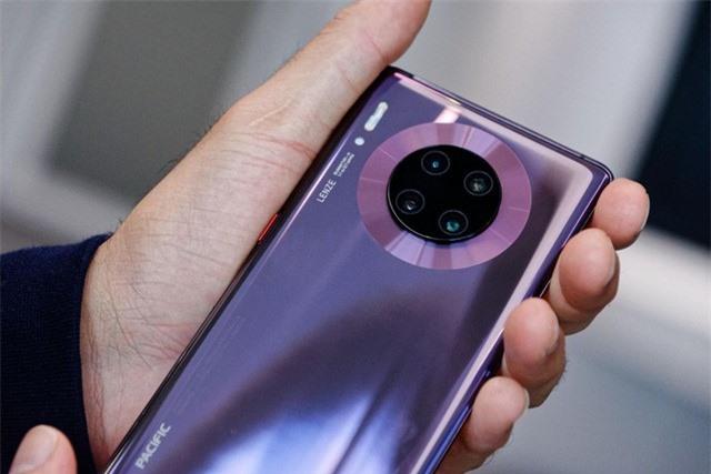 CEO Huawei: Vượt mặt Samsung chỉ là vấn đề thời gian - Ảnh 2.