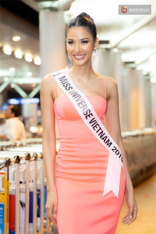 Hoàng Thùy rạng rỡ tới Mỹ dù gặp sự cố phải đóng 2000 USD ở sân bay: Sẵn sàng chinh phục vương miện Miss Universe thôi! - Ảnh 6.
