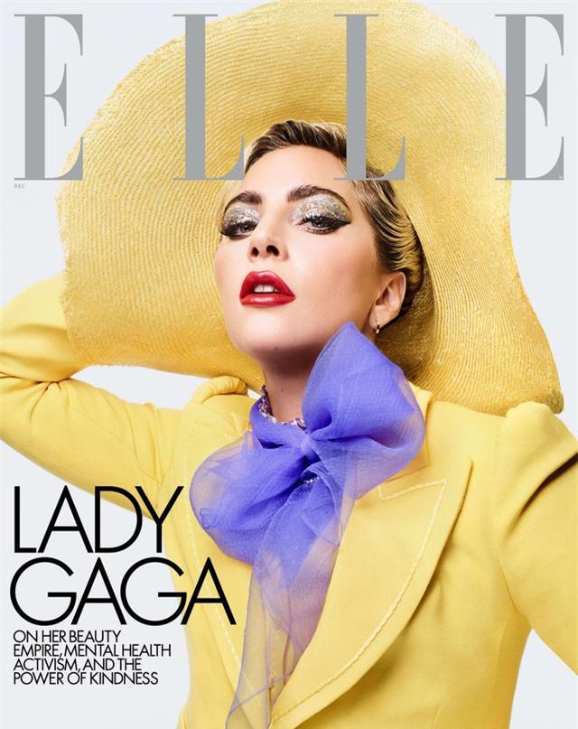 Khi Lady Gaga nổi loạn và nữ tính - Ảnh 8.