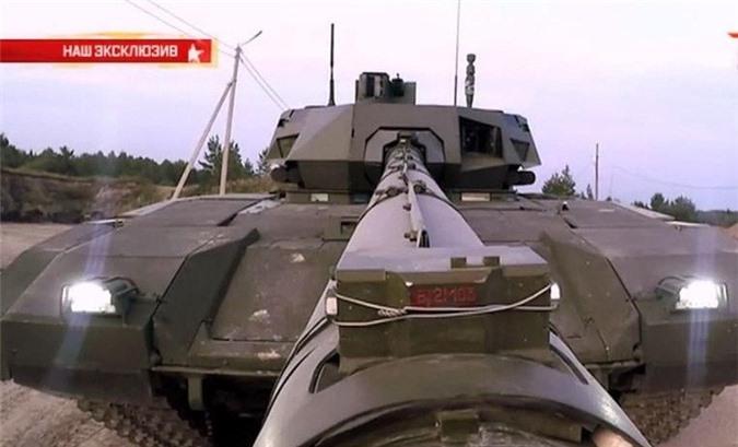 """Nga sap tiep nhan xe tang Armata phao co 152 mm """"khung"""" nhat the gioi?-Hinh-3"""