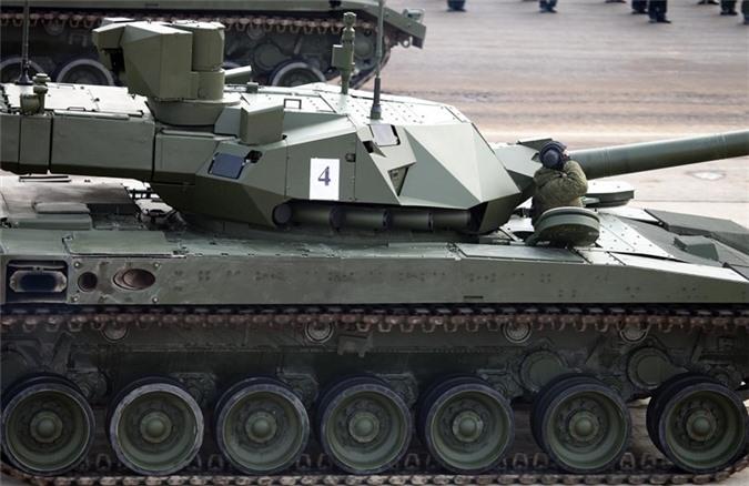 """Nga sap tiep nhan xe tang Armata phao co 152 mm """"khung"""" nhat the gioi?-Hinh-5"""