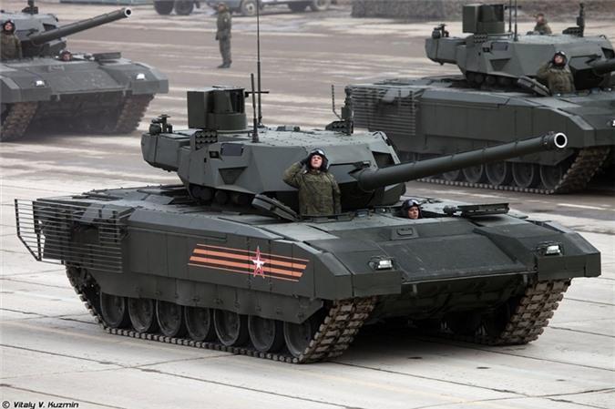 """Nga sap tiep nhan xe tang Armata phao co 152 mm """"khung"""" nhat the gioi?-Hinh-7"""