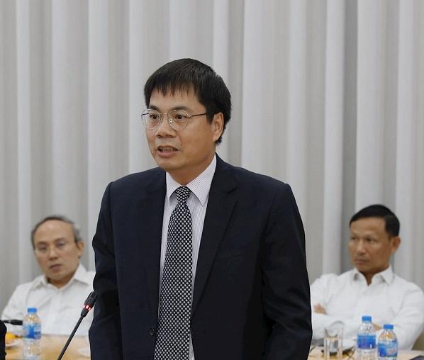 Ông Tô Mạnh Cường, Tân Tổng giám đốc MobiFone.