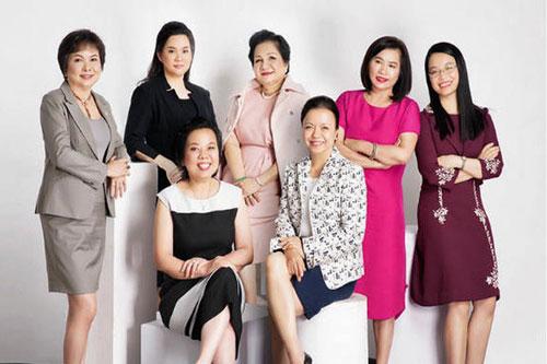 Nữ doanh nhân Việt Nam