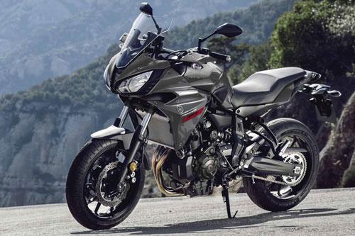 10. Yamaha Tracer 700 Tour 2020 (giá chưa công bố).