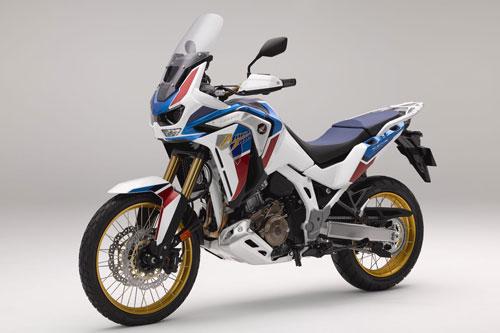 4. Honda CRF1100L Africa Twin DCT 2020 (giá: 15.990 euro).