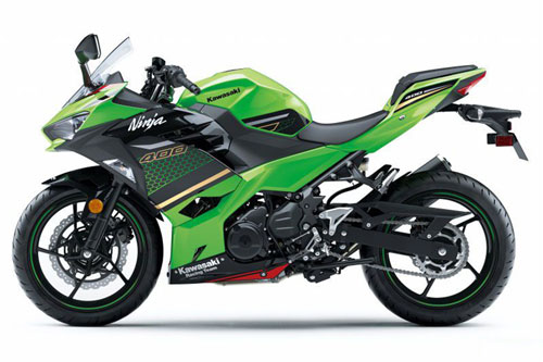 6. Kawasaki Ninja 400 Green 2020 (giá: 4,999 USD).