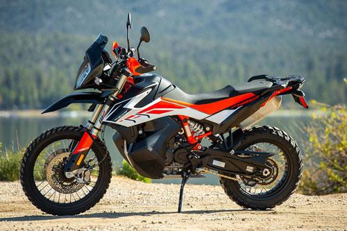 7. KTM 790 Adventure R 2020 (giá chưa công bố).