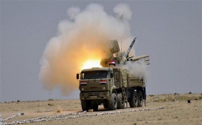 Kho hieu: Israel khong kich Syria, Pantsir-S1 bat ngo tu huy dan?-Hinh-3