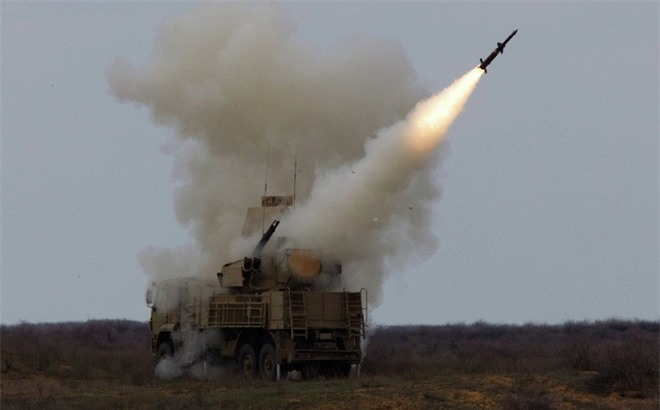 Kho hieu: Israel khong kich Syria, Pantsir-S1 bat ngo tu huy dan?-Hinh-4