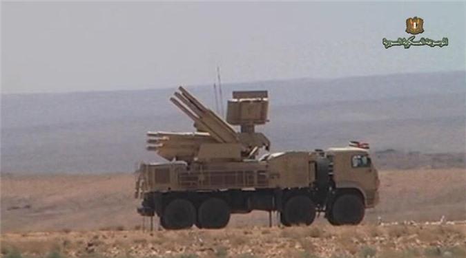 Kho hieu: Israel khong kich Syria, Pantsir-S1 bat ngo tu huy dan?-Hinh-5