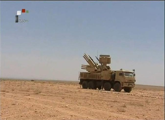 Kho hieu: Israel khong kich Syria, Pantsir-S1 bat ngo tu huy dan?-Hinh-6