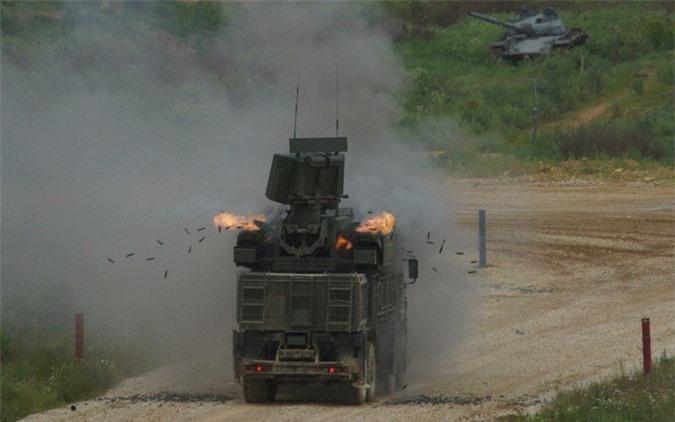 Kho hieu: Israel khong kich Syria, Pantsir-S1 bat ngo tu huy dan?-Hinh-8
