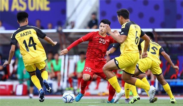 Lịch trực tiếp bóng đá SEA Games 30 ngày 28/11: U22 Việt Nam - U22 Lào, U22 Brunei - U22 Thái Lan, U22 Indonesia - U22 Singapore - Ảnh 1.