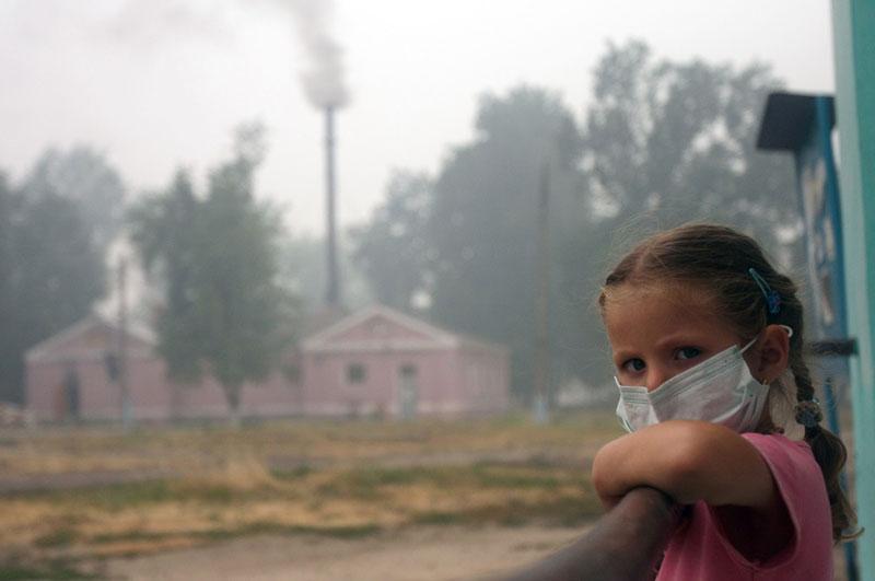 Biến đổi khí hậu đe dọa sức khỏe của trẻ em suốt đời
