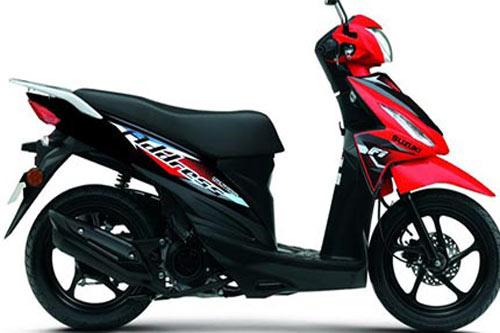 Suzuki Address 2020