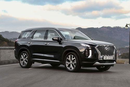2. Hyundai Palisade 2020.