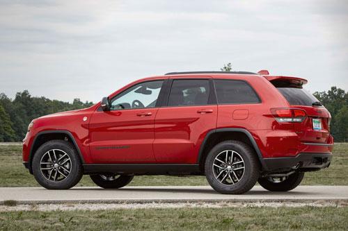 6. Jeep Grand Cherokee 2020.