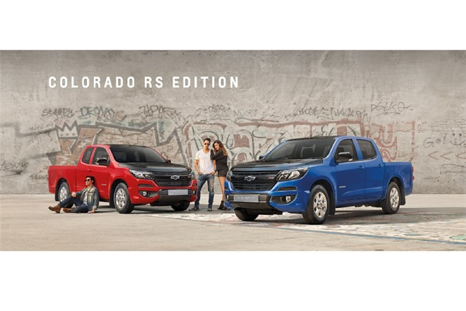 Chevrolet Colorado RS Edition moi tai Thai Lan tu 511 trieu dong-Hinh-6