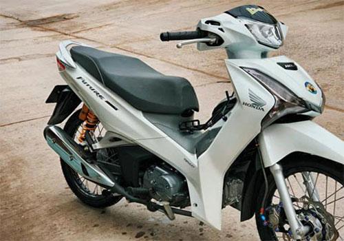 Honda Future 125 2019 giá rẻ - độ siêu chất