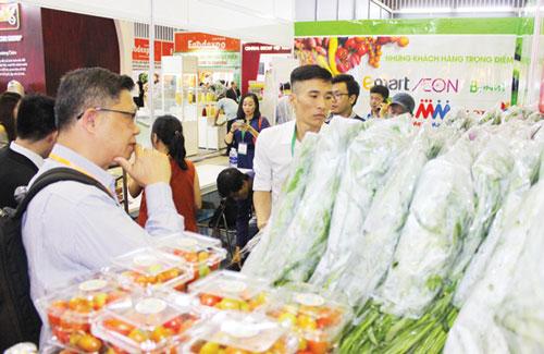 Ngành hàng nông sản Việt cần nắm bắt xu hướng tiêu dùng mới