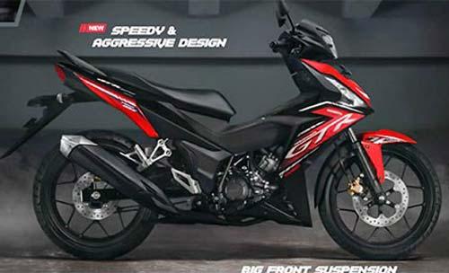 Honda Supra GTR150 2020.