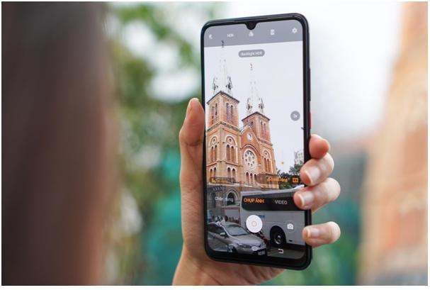 Vivo S1 Pro: Đỉnh cao selfie 32MP, 4 camera sau AI 48MP