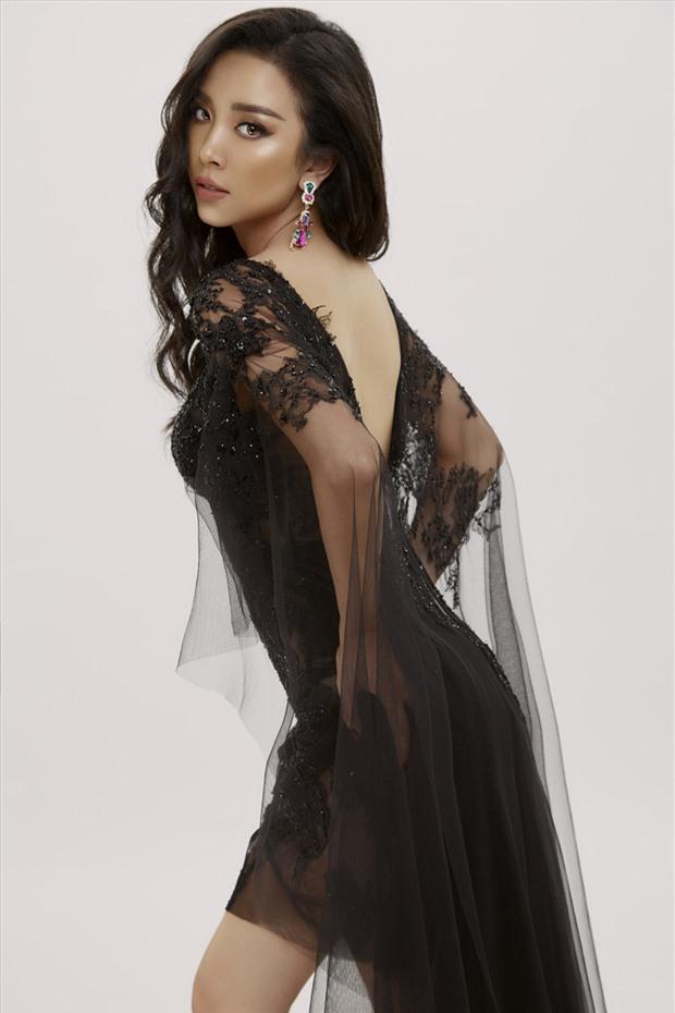 Á hậu Thúy An mang cả đại bàng lớn đang sải cánh vào Quốc phục chinh chiến Miss Intercontinental 2019 - Ảnh 4.